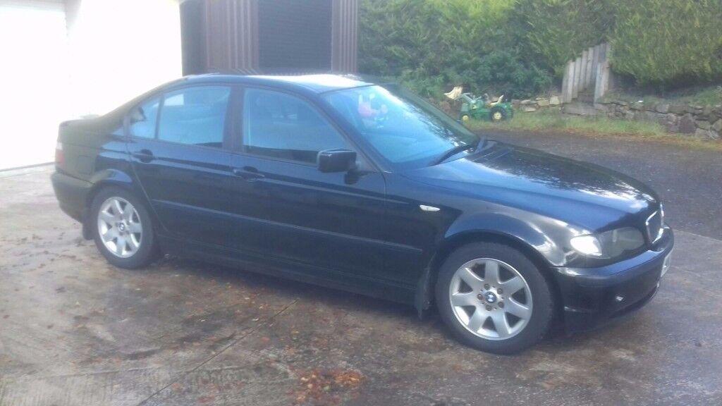 BMW 320D (2003)