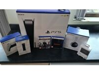 PlayStation 5 and extras