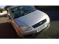 Ford Focus 2003 C-Max 2.0 TDCi Zetec, 11 months MOT £600