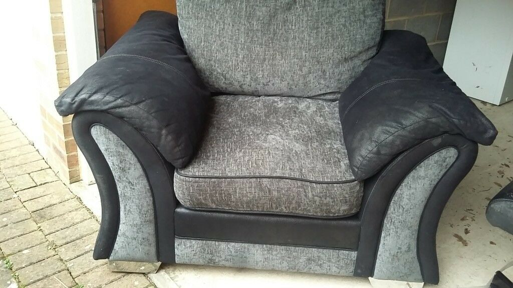 DFS SINGLE SOFA.