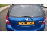 Honda Jazz Mk2 tailgate blue fits to Honda Jazz 2002 2003 2004 2005 2006 2007 2008