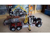 Lego Technic Logging Truck - 9397