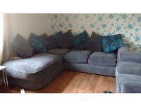 corner unit and sofa