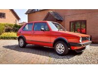 Mk1 Golf GTI 1981 1600 5 Speed. PRICE REDUCED. Totally unmessed with.