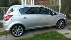 2013 Vauxhall Corsa 1.2i Sxi 5dr Silver 11Months MOT 21000 Miles