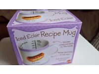 Bluw New In Box Iced Eclair Measuring Mug Great Christmas Present Idea