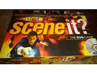 Dr who scene it dvd game