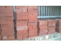 engineering bricks class b red