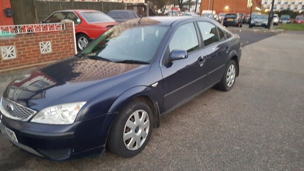 FORD MONDEO TDCI LOW MIL
