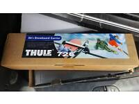 Thule 726 ski holder or snowboard new in box