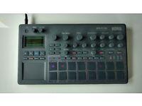KORG ELECTRIBE 2 MUSIC PRODUCTION STATION + SHIFT SKIN (BOX, Adaptors, Manual)
