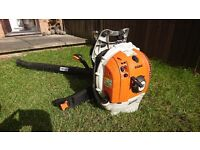 Stihl BR600 back pack blower for sale