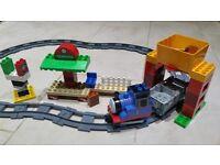 Lego Duplo Thomas the Tank Engine Load & Carry Train Set (model 5554)