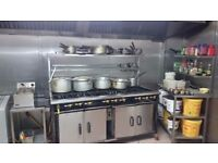 Hot Food Takeaway for Sale in Stafford. Rent option also available