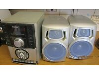 mini hifi cd/radio bromley kent