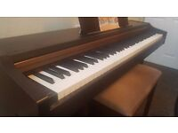 ROLAND DIGITAL PIANO HP 101E FULL SIZE 88 WEIGHTED KEYS