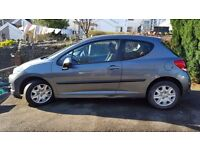 Peugeot 207 for sale - £2200.00
