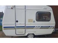 Freedom caravan wanted