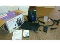 Morphy Richards compact steam cleaner