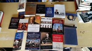 American Political books