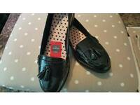 Marks and spencer Patent shoes