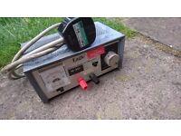 Vintage Eagle International Regulated Variable DC Power Supply 1.2V to 25V