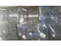 Joblot 23 surridge sports lightweight jacket NEW with tags
