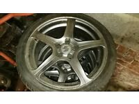 wheels alloys