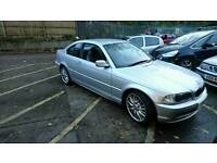 Bmw e46 323ci new clutch and mot might swap