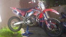 2004 Cr 250