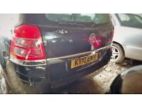 Vauxhall zafira, black Colour, year 2010 for Quick Sale