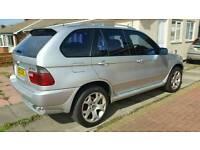 2003 BMW X5 3.0i SPORT 12 MONTHS M.O.T FSH