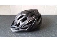 GIRO professional cycling helmet size 54-61 cm adjustable - Great looking - Removable Snap-fit visor