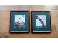 Sydney Harbour Bridge framed photographs