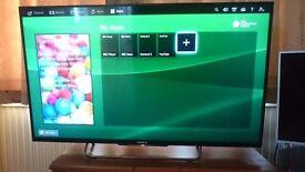 Sony bravia kdl 42 inch smart 3d TV