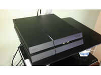 1 years old PS4 500gb like brand new with warrianty!!!