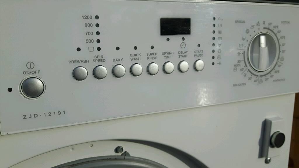 Integrated Washing Machine In Edinburgh Gumtree