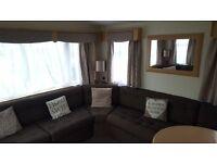 3 Bedroom Caravan for Hire, Craig Tara, Ayr (prices start from just £129!!)