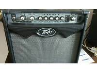 Peavey vypyr 15 with Harley Benton noise gate pedal.