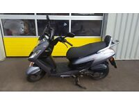 2010 KYMCO YAGER 125 *LOW MILEAGE*