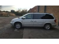 chrysler grand voyager 2.5 crd diesel