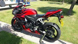 Honda CBR600RR-8 2008