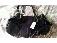 NEW - Purple handbag
