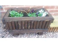 Garden planters & window boxes
