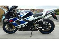 Suzuki GSXR1000 may swap for upright bike or CBR600f zzr1100 blackbird etc
