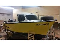 Fast Fishing Boat package complete all accessories and engine