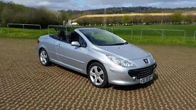 PEUGEOT 307 2.0 HDi Sport 2dr (silver) 2006