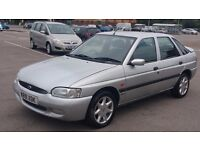 FORD ESCORT 1.6 PETROL 2000 (ONE OWNER FROM NEW)(12 MONTHS MOT)(80K MILES)
