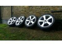 17 inch Alloy wheels bargin Grab Now