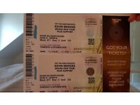 KEVIN BRIDGES x2 Tickets Opening Night 4th Oct Glasgow Excellent Seats Block 11 Row 5